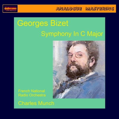 Georges Bizet - Synphony in C Major
