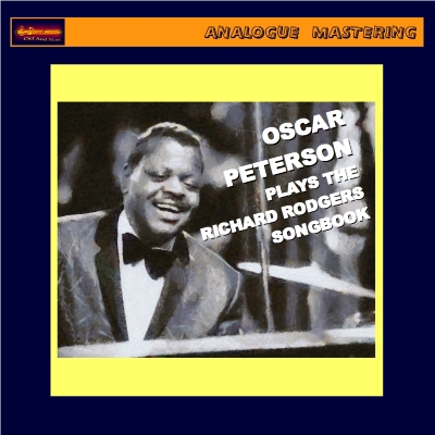 Oscar Peterson - Plays The Richard Rodgers Song Book